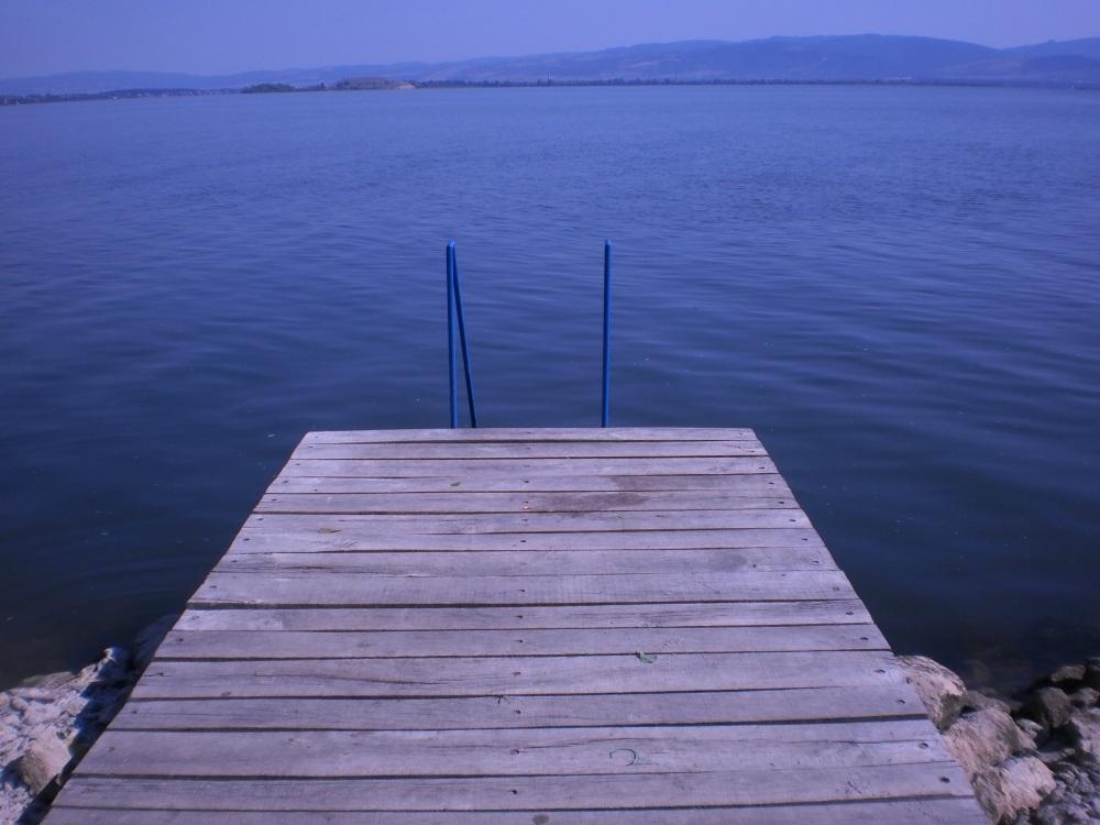 Голубац, Дунав, кеј, 25. јул 2013. (Сн. Ив. Лукић)