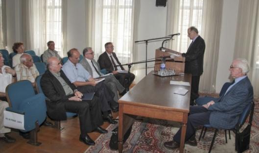 Микић: Књижевност је средишни облик кроз који је говорила српска култура